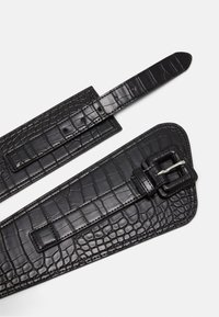 Pieces - PCKAMILLO WAIST BELT - Waist belt - black - 2