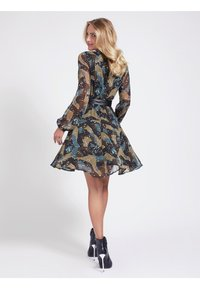 Guess - ALLOVER-PRINT - Cocktail dress / Party dress - camouflage - 1