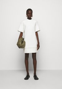 Proenza Schouler White Label - TEXTURED DRESS - Kjole - white - 1