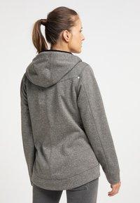 ICEBOUND - Fleece jacket - grau melange - 2