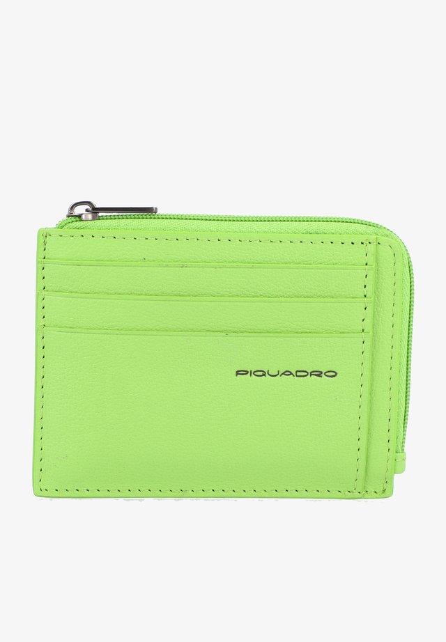 Geldbörse - green