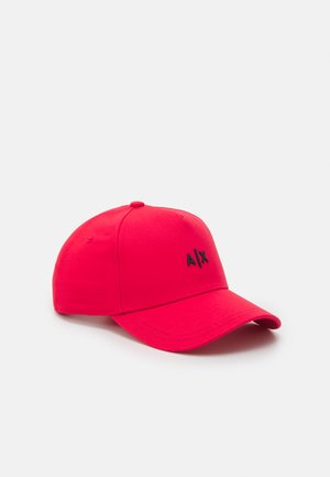 BASEBALL HAT UNISEX - Keps - rosso/blu/red/blue