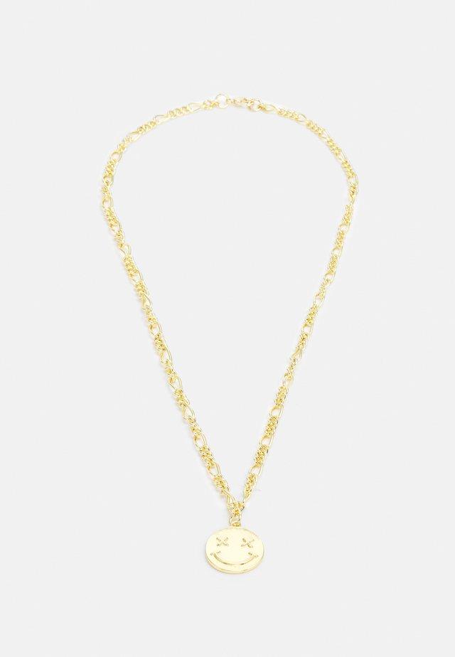 UNISEX - Collana - gold-coloured