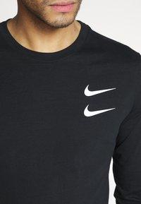 Nike Sportswear - Camiseta de manga larga - black - 5