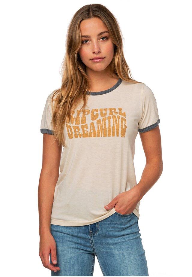 CALI DREAM - Print T-shirt - off white
