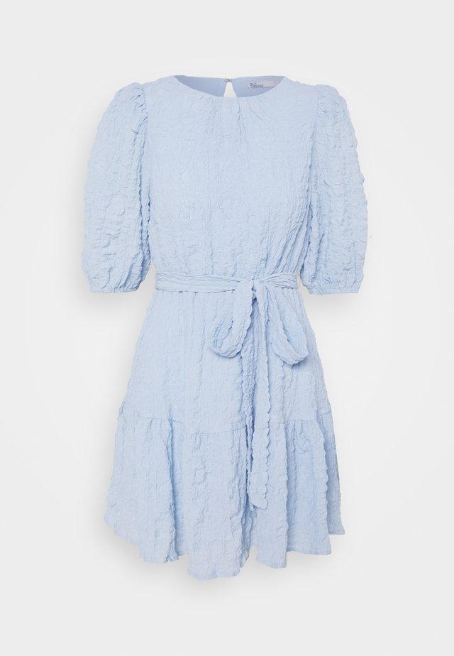 AMAZE ME PUFF DRESS - Cocktailklänning - light blue