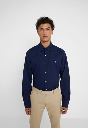 CUSTOM FIT - Camicia - newport navy