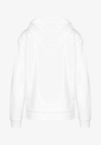EBBA - Felpa con cappuccio - bright white