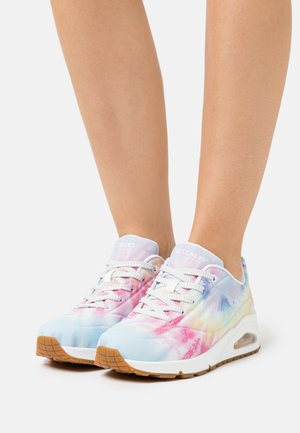 UNO - Sneakers basse - white/multicolor