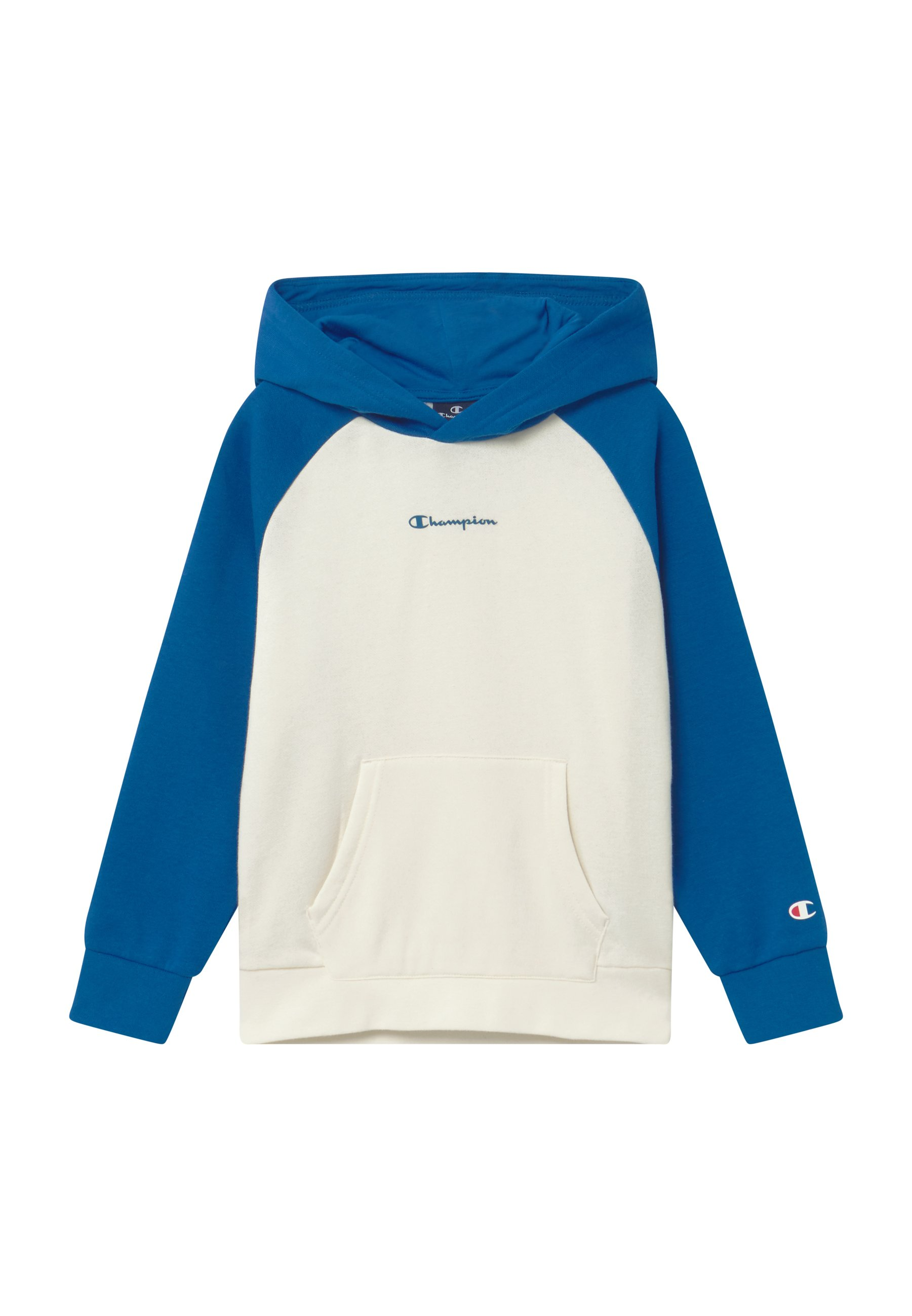 Champion Legacy American Classics Hooded - Hoodie Off-white