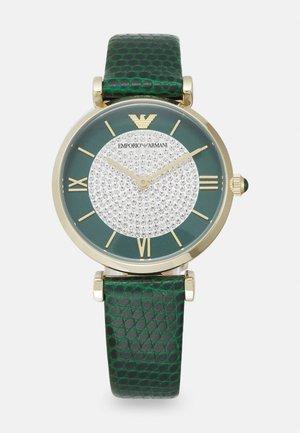 GIANNI T BAR - Klokke - green
