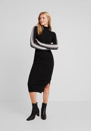 CACIE DRESS - Shift dress - black