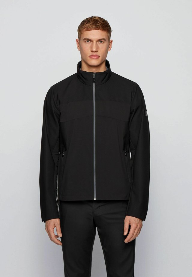 J_ISEO - Veste imperméable - black