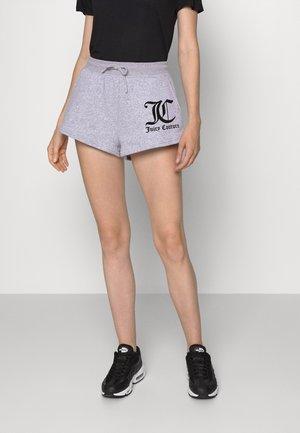 KENNEDY SHORTS - Sports shorts - silver marl