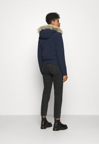 Hollister Co. - ALL WEATHER - Winter jacket - navy - 2