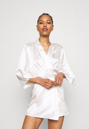 PEARLY DESHABILLE - Dressing gown - ecru