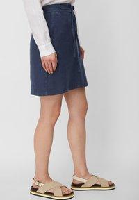 Marc O'Polo - A-line skirt - silent sea - 3