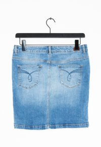 Esprit - Spódnica jeansowa - blue - 1