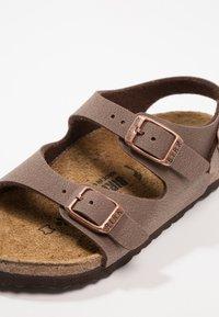Birkenstock - ROMA - Sandals - mocha - 2