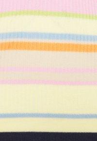 7 for all mankind - STRIPED - Triko spotiskem - multicolour - 2