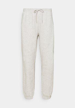 TIN - Teplákové kalhoty - grey melange