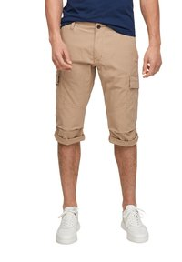 s.Oliver - Shorts - brown - 6