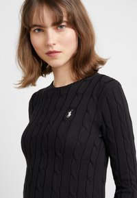 Polo Ralph Lauren - CLASSIC - Jumper - polo black - 4