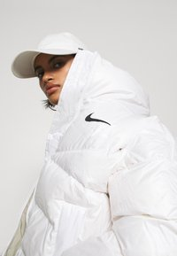Nike Sportswear - Down jacket - white/stone/black - 4