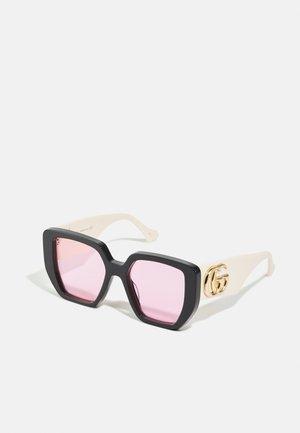 Sluneční brýle - black/white/pink