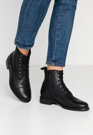 DAKOTA - Lace-up ankle boots - black