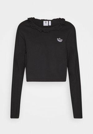 CREW BELLISTA SPORTS INSPIRED - Sweatshirt - black