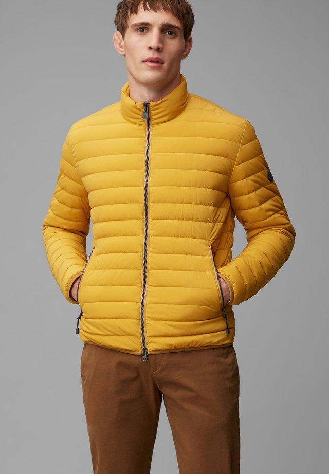Light jacket - harvest gold