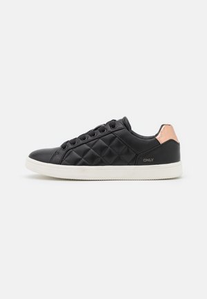 ONLSHILO QUILTED - Sneaker low - black