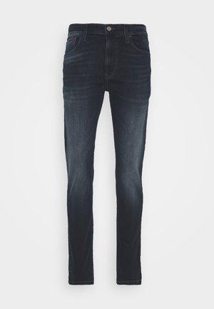 SIMON  - Jeans Skinny Fit - black denim