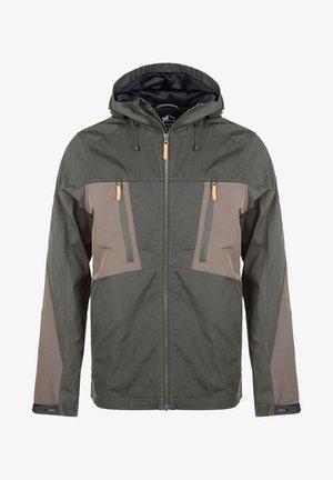 ELDON - Outdoor jacket - forest night