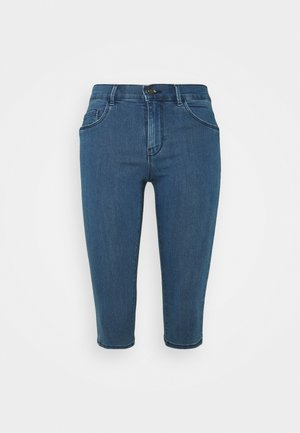 ONLRAIN SKKNICKERS - Jeans Skinny Fit - medium blue denim