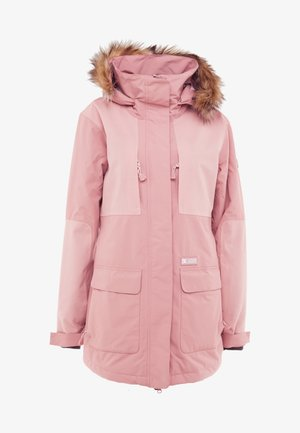 PANORAMIC - Snowboard jacket - dusty rose