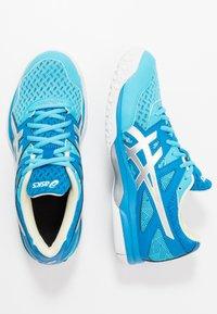 ASICS - GEL TASK 2 - Zapatillas de balonmano - directoire blue/pure silver - 1