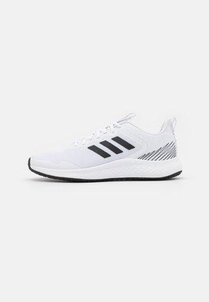 FLUIDSTREET - Kuntoilukengät - footwear white/core black/grey five