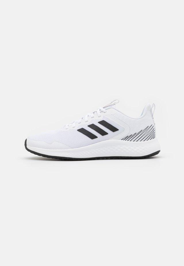 FLUIDSTREET - Sportschoenen - footwear white/core black/grey five