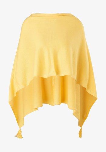 Cape - yellow