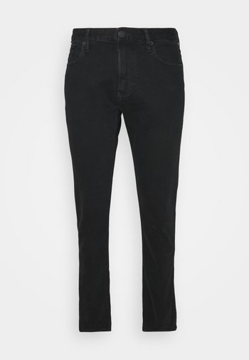 POCKETS PANT - Slim fit -farkut - denim nero