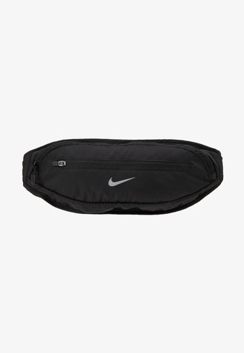 LARGE CAPACITY GRAPHIC WAISTPACK 2.0 UNISEX - Bum bag - black/silver