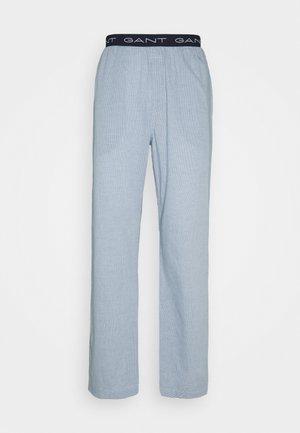 MINI GINGHAM PANTS - Pyjama bottoms - classic blue