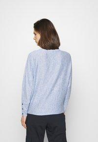 Opus - SEVI - Sweter - blue mood - 2