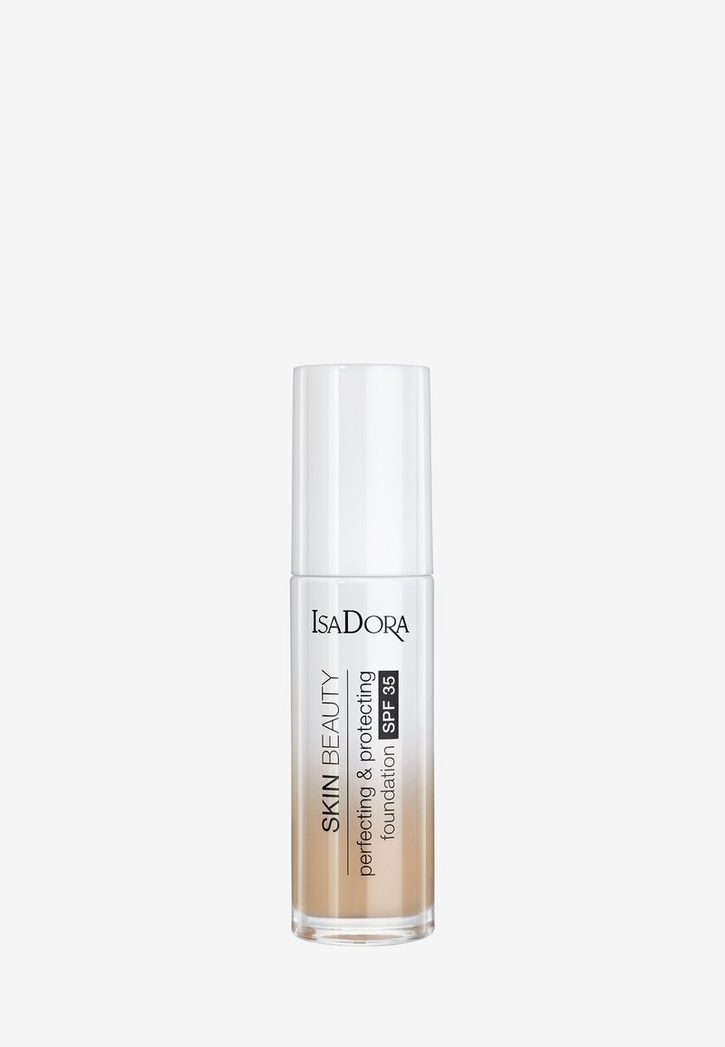 IsaDora - SKIN BEAUTY PERFECTING & PROTECTING FOUNDATION SPF 35 - Foundation - natural beige