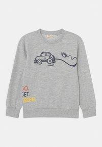OVS - KID ROUND NECK - Sweatshirt - grey - 0