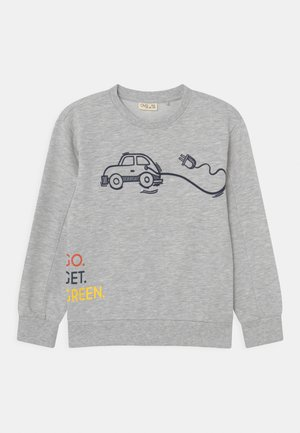 KID ROUND NECK - Sweatshirt - grey