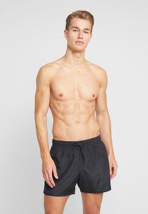TAN - Swimming shorts - black