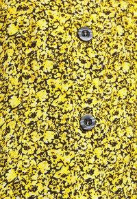Gestuz - THALLOGZ LONG DRESS  - Shirt dress - yellow - 5